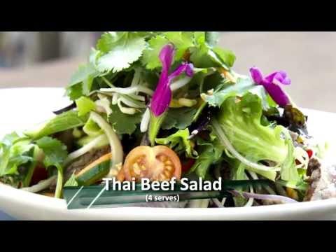 Thai Beef Salad HD