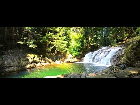 ASMR Small Waterfall To Help You Sleep