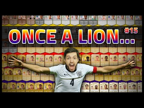 ONCE A LION - #15 - Fifa 15 Ultimate Team