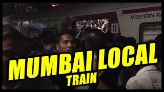 Mumbai Local Train crowd, Mumbai Local Train Rush, mumbai local train rush