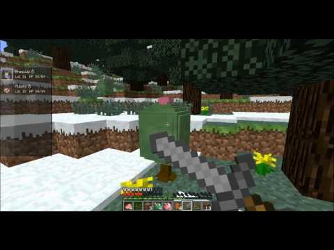 Pixelmon - Episode 7 - Gameplay - Apricorn Hunting - (Mineraft) (HD)