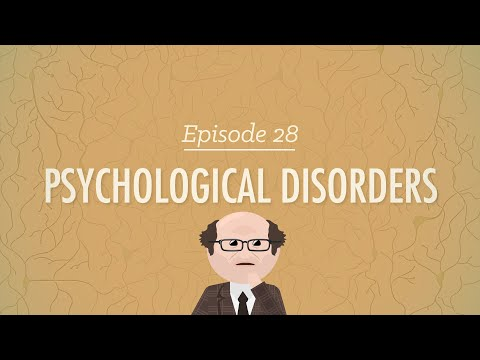 Psychological Disorders: Crash Course Psychology #28