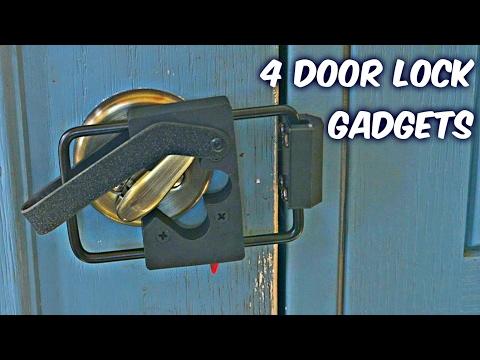 4 Door Lock Gadgets put to the Test