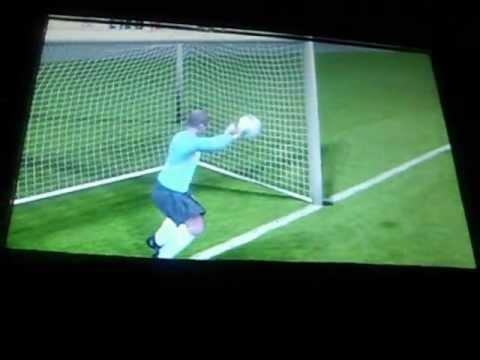 The worst goalkeeper in fifa 12 psp