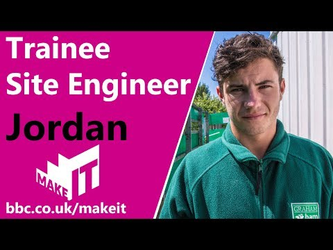 Trainee Site Engineer | Make It Into: Construction