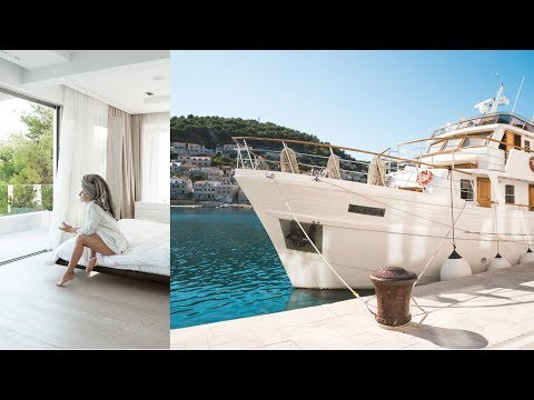 Experiencing the great, luxury life in Croatia | Best Job On The Planet