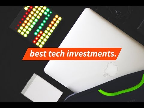 Best Tech Investments That I've Made As A University/College Student!