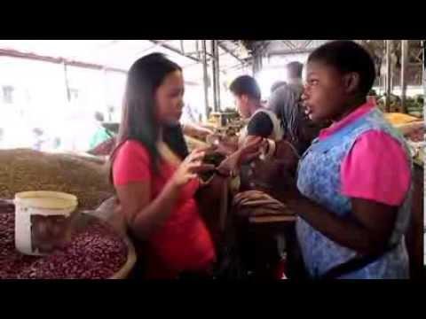 Shopping at Kimironko Market in Rwanda