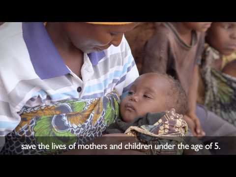 World Vision's mHealth Mobile Health technology | World Vision