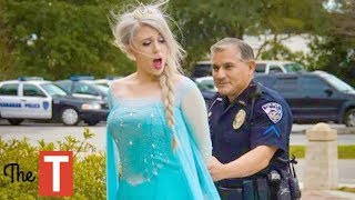 10 STRANGE Requirements To Work As A Disney Princess