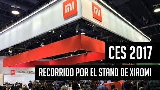 CES 2017: Recorrido por el stand de Xiaomi