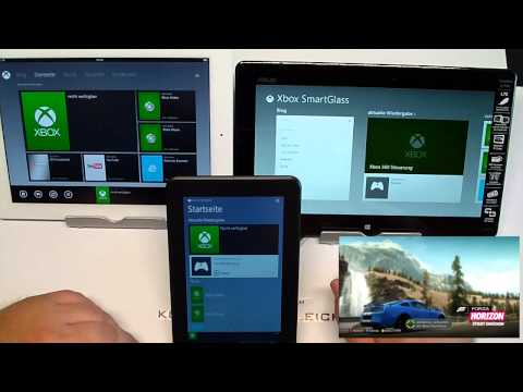 Lets play Smartglass on XBox 360 Windows8, iOS, Android