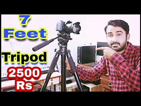best budget fluid head tripod in india 2018 || 🔥🔥top height tripods india 2018