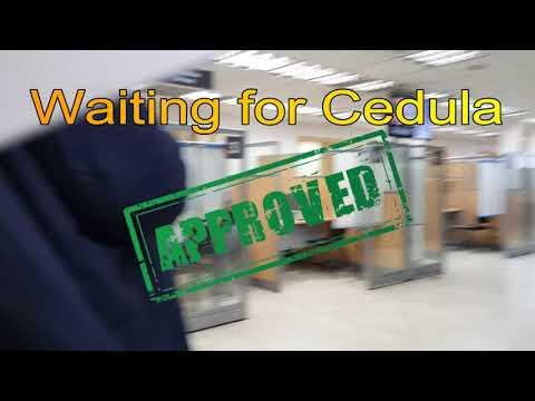 Getting a Cedula