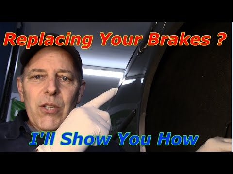 How To Replace Front And Rear Brakes On A 2003 Honda Civic