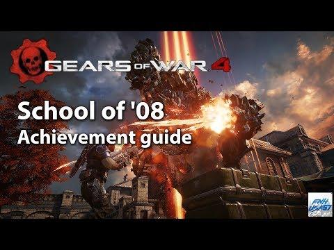 Gears of War 4: School of '08 Achievement guide