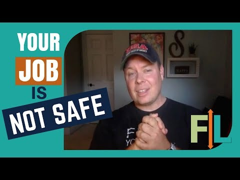 Your job is NOT safe (and here's why)