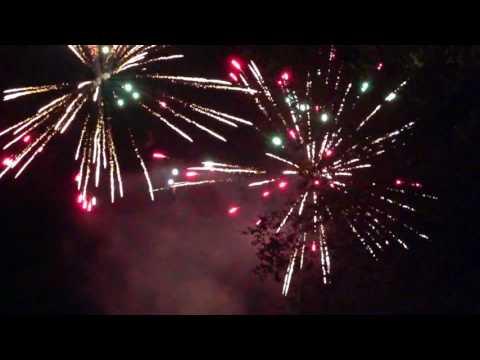 2017 Texas Fireworks