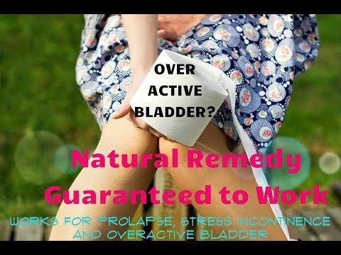 Urinary Incontinence Prolapse Treatment  Pelvic Floor Exercises