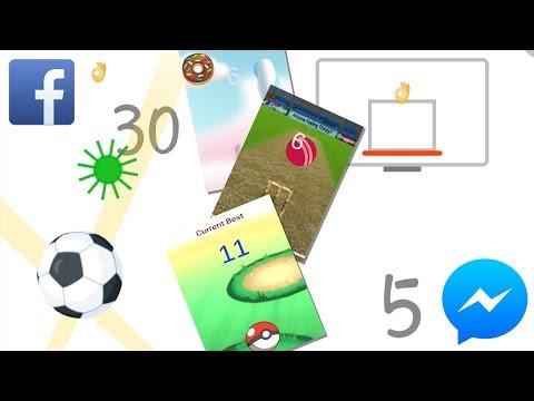 Secret Facebook  Messenger Emoji Games?! HMMMMMMM...