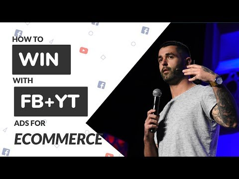 Ep. 6 - How We're Using FB Ads and YouTube Videos to Drive eCommerce Sales