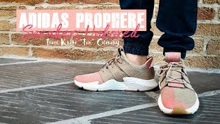 official photos 9f724 fc67b ADIDAS ORIGINALS PROPHERE - Unboxing   On-feet Review