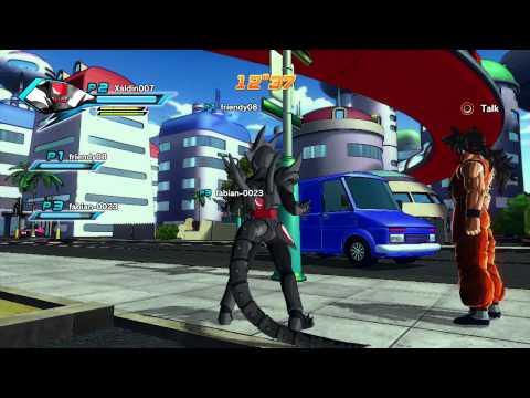 Dragon Ball: Xenoverse Co-op - Part 1