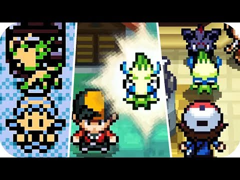 Xxx Mp4 Evolution Of Mythical Pokemon Celebi Battles 2000 2010 3gp Sex