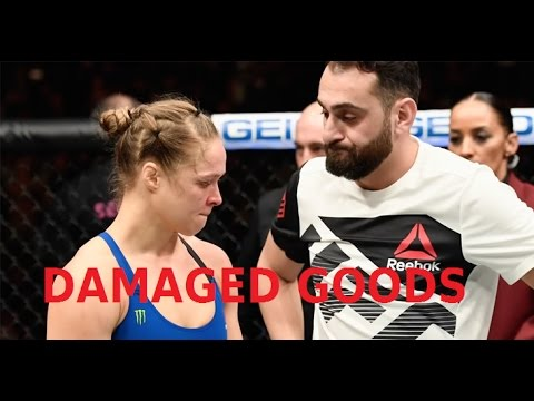 UFC - Edmond Tarverdyan is the worst coach ever, or Ronda Rousey is uncoachable