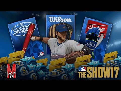 MLB THE SHOW 17 RTTS - WE ARE ON THE JUICE BIG SPENDING SPREE! EPISODE 5