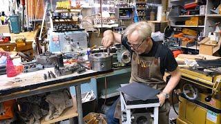 Adam Savage's Weekend Builds: Lathe Chuck Rebuild!