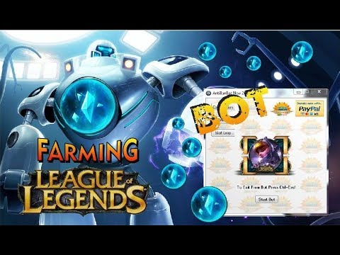 Live* Testing Bot For : (Skiping Leaver Buster System) - League of Legends