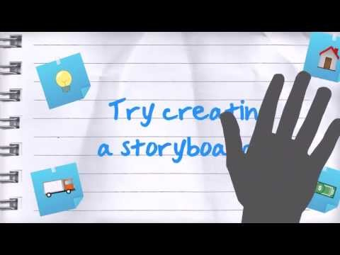 How to create a storyboard for your online video