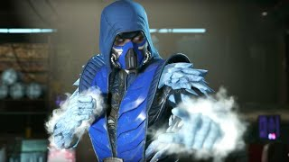 injustice 2 official introducing subzero trailer