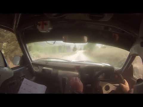 RSAC Scottish Rally 2018 - Iain Wilson/Chris Williams - Ford Escort Mk II - SS5 Rivox