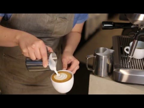 Perfect your latte art with Alex Stathis