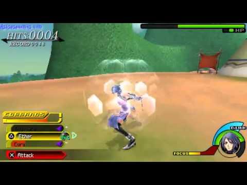 KHBBS   PSP   03 25  Aqua Never Land   Defeat Vanitas, Etc