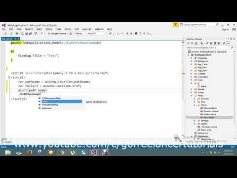 Get current URL in JavaScript