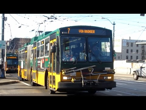 Buses in Seattle, WA (Volume Seven)