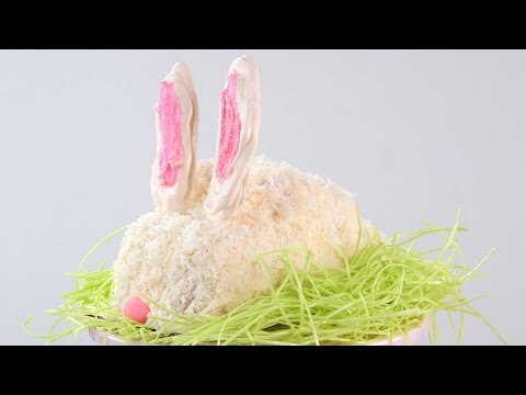How to Make a Bunny Cake | Southern Living