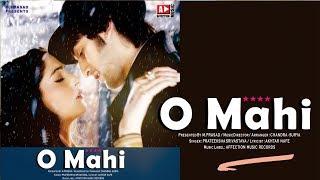 O MAHI   PRATEEKSHA & CHANDRA SURYA   LATEST HINDI SONG   AFFECTION MUSIC RECORDS