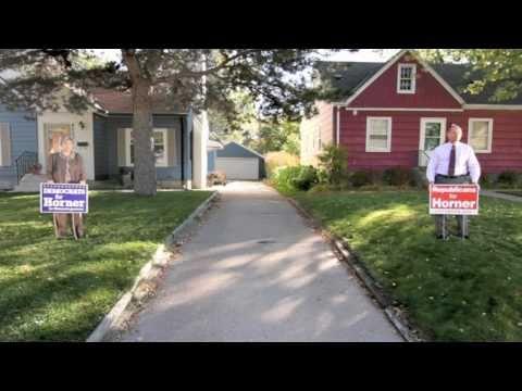 Tom Horner's TV Commercial