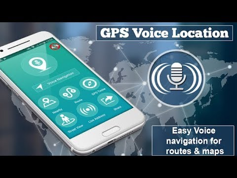 GPS Route Maps Voice Navigation  (for any Android) Link Mention in discription