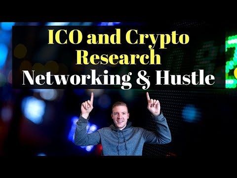 Importance of Hustle in ICO and Crypto Investing