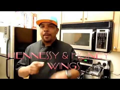 Hennessy & Honey Wings