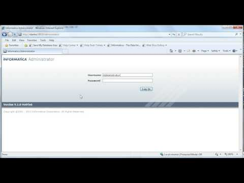 How to configure Email Alerts in Informatica Domain