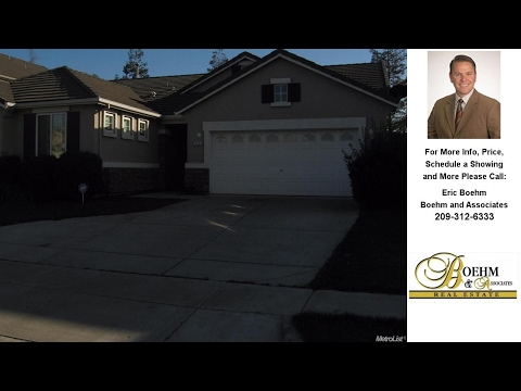 1436 Carly Creek Drive, Patterson, California Presented by Eric Boehm.