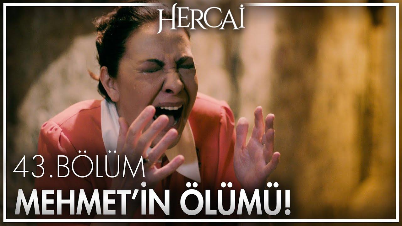 Mehmet Aslanbey'in öldüğü o gece! - Hercai 43. Bölüm