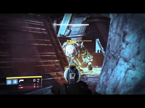 Destiny How to Phug up Phogoth Ice Breaker