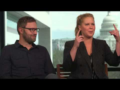 Amy Schumer on 'busted' Gisele